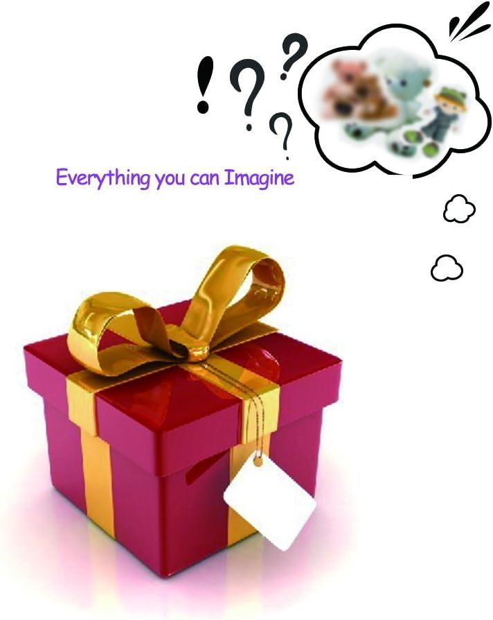Bendición bolsas, handingsm valioso misteriosa Regalos Super sorpresa Festival regalos de cumpleaños regalos bolsas de suerte para ti, amigo, familia, color Girls: Amazon.es: Oficina y papelería
