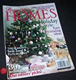 img - for Romantic Homes December 2010 (Volume 23, No.12) book / textbook / text book