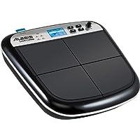 Alesis Sample Pad MultiPad Instrument und SD cards Player mit 4 anschlagdynamische Drumpads