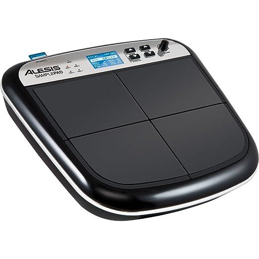 19 opinioni per Alesis Sample Pad Percussione Elettronica con 4 Pad Sensibili alla Dinamica e