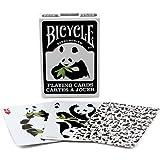 Bicycle PANDAMONIUM Panda Deck of Playing Cards