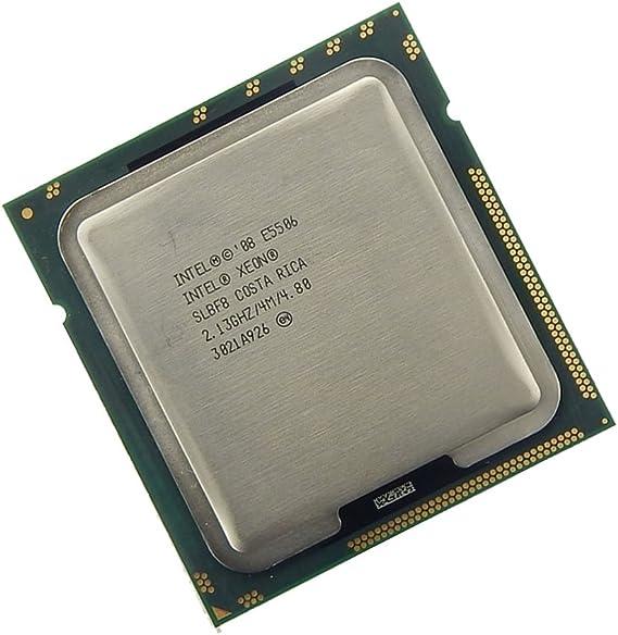 HP Intel Xeon Processor E5506 -ML150 G6 2.13 GHz 4MB L3 Cache 60 Watts DDR3-800