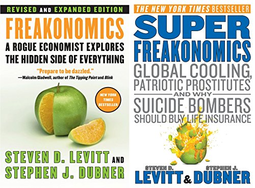 Freakonomics (2 Book Series)
