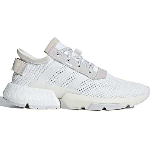 2b50864b32c83 adidas Men's POD-S3.1 Cloud White/Grey B28089: Amazon.co.uk: Shoes ...