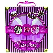 The Bridge Direct Pinkie Cooper Jet Setting Doll Case Assortment
