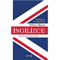 İngilizce - Başlangıç ve Orta Düzey İçin Modern Öğreten