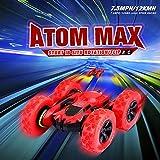 SZJJX Remote Control Car Truck 4WD RC Stunt Car