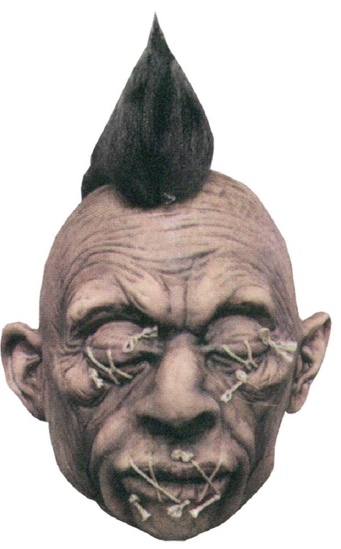 Large Shrunken Head  A3