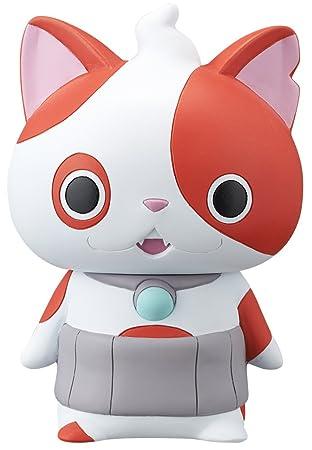 Amazon 妖怪ウォッチ 妖怪ソフビシリーズ ブチニャン ソフビ人形