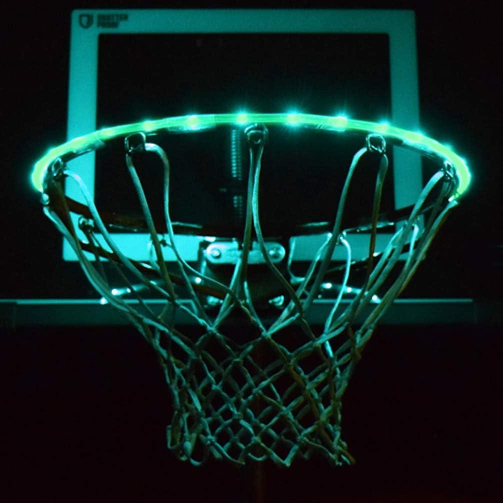 Amazon.com: GlowCity - Kit de luz LED con baloncesto LED ...