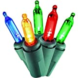 Holiday Essence - Set of 140 Indoor Multi-Color