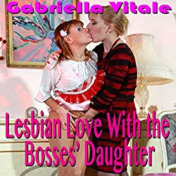 Lesbian Love with the Boss' Daughter