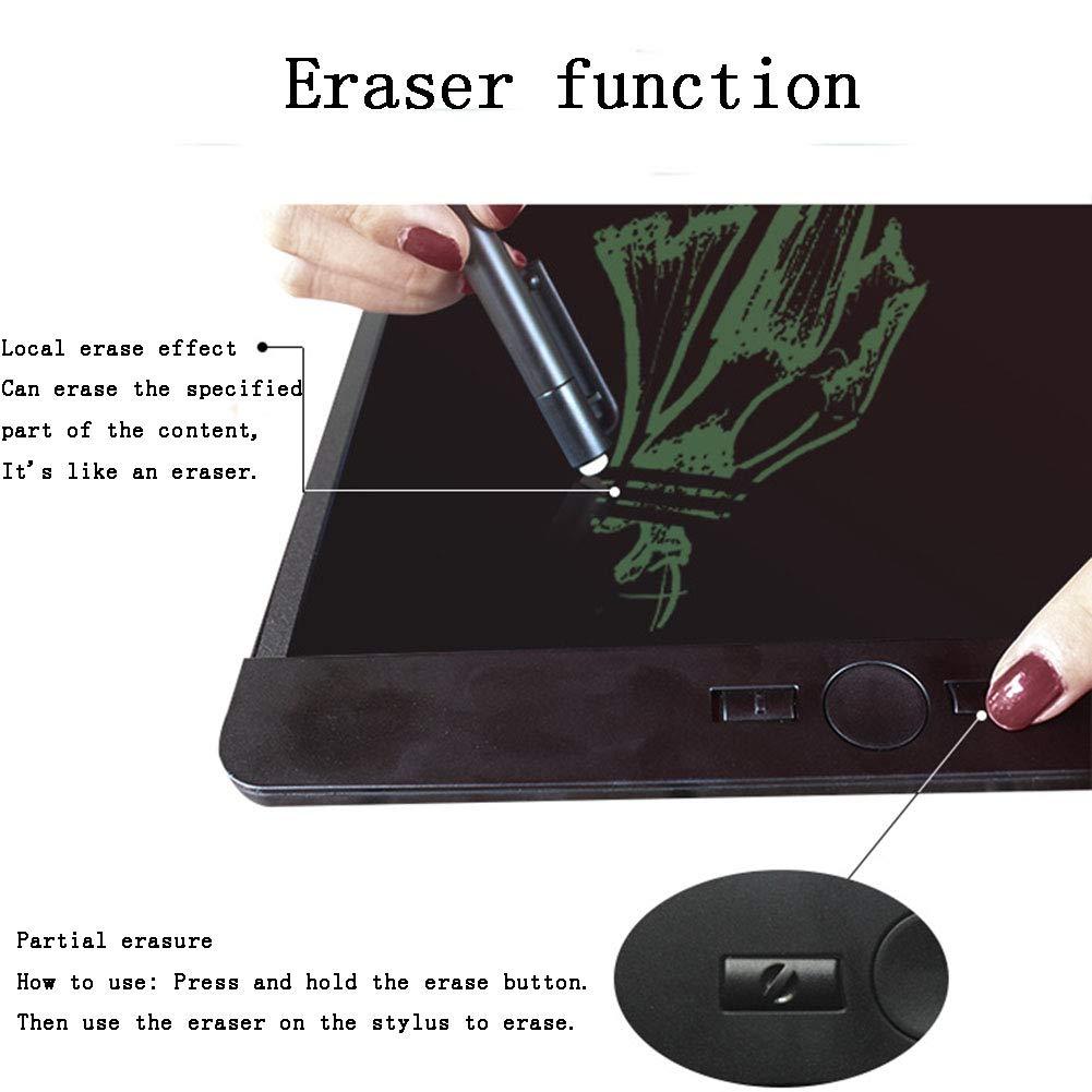 RYX WordPad Blackboard Eraser Function Sketch Board Electronic Writing Board by RYX (Image #4)