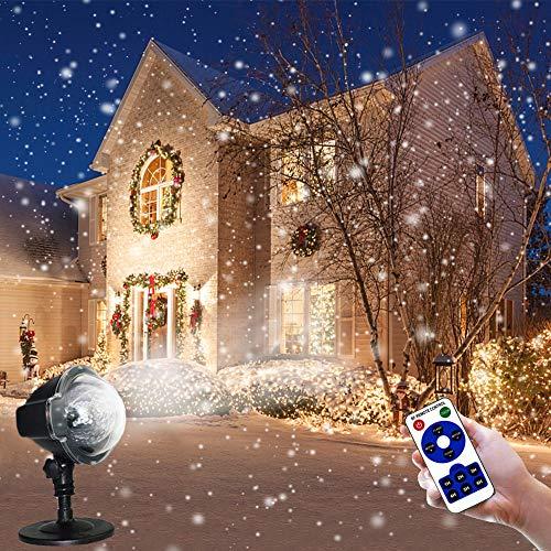Led 3D Snowflake Christmas Light in US - 6