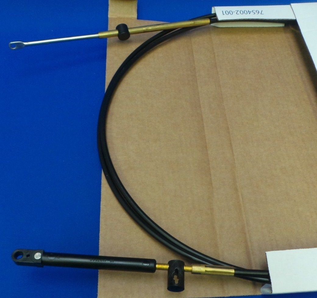 Teleflex / Seastar Mercury / Mariner Standard 600A Control / Gear Cable Spinlock