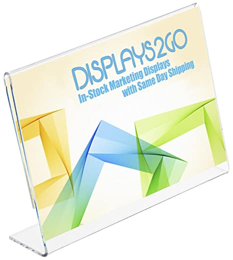 Desk Accessories & Organizer Clear Acrylic Table Menu Card Stand Desk Sign Holder Price Tag Display Plexiglass Photo Frames Advertising Poster Frame Rack Card Holder & Note Holder