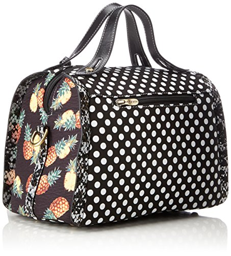 Shoulder Bag Black Laura Vita Dourges Laura Women's Noir Vita qapYFXwq