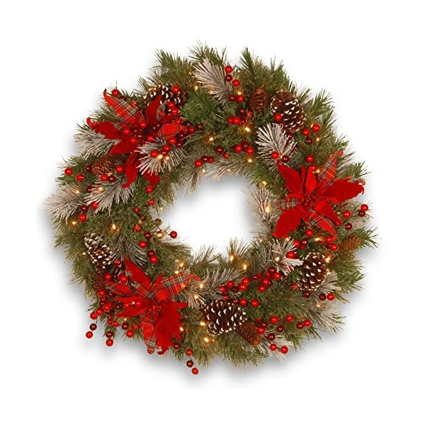 24-in-Decorative-Collection-Tartan-Plaid-Wreath