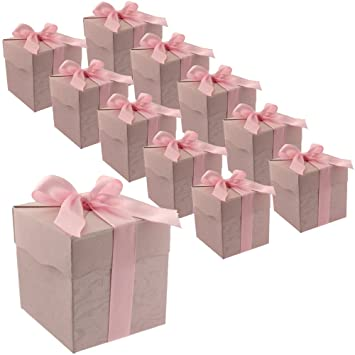amazon com 30 pink cute paper party favor bags small paper bags
