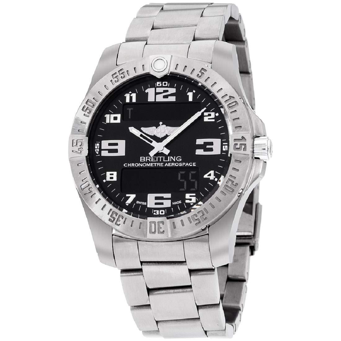 Breitling Aerospace Evo Mens Watch E7936310 BC27