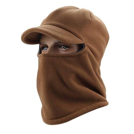 Aszhdfihas Winter Ear Flap Plus. Cappello da Sci Invernale in Velluto con  Patella Invernale e c795a5d52ffa