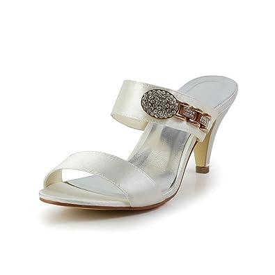 Jia Jia Wedding 594947 chaussures de mariée mariage Escarpins pour femme BwVsSsZ