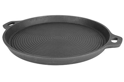 Grillpfanne Für Holzkohlegrill : Grillplanet gusseisenpfanne grillpfanne bbq gusseisen