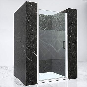 Hagen02MS-700 - Mampara para puerta de nicho (70 x 190 cm, cristal ...