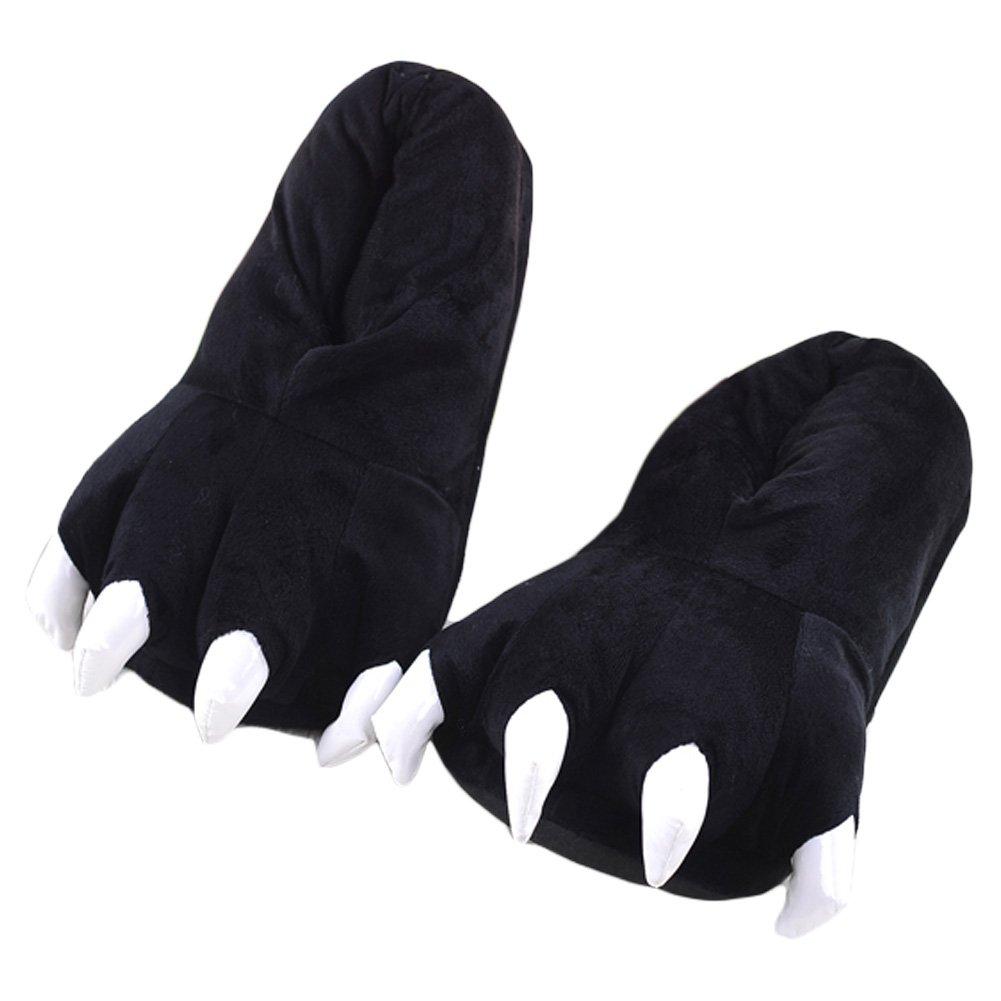 Belles Claw chaussons Cartoon Dinosaur chaud et douillet Fashion Slipper F Blancho Bedding