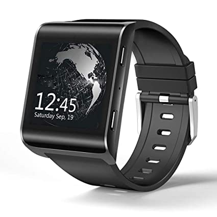 Amazon.com: Rsiosle 4G Smart Watch Android 6.0 Support WiFi ...