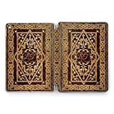 Wonder Wild Ancient Book Custom Initials iPad 5th 6th Generation Mini 1 2 3 4 Air 2 Old Vintage Design Pro 10.5 12.9 Personalized 2018 2017 9.7 inch Brown Name Unique Smart Stand Cover Case Wood Cute