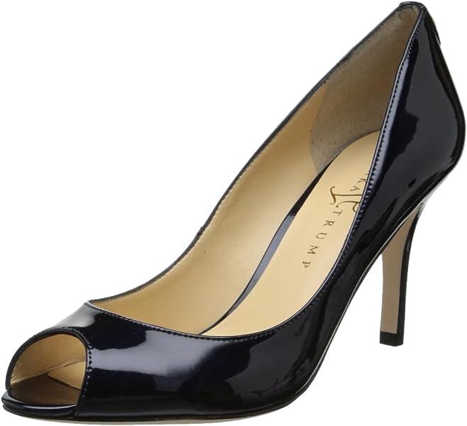 a41444aa17 Amazon.com | Ivanka Trump Women's Cleo, Navy Patent, 7 M US | Pumps