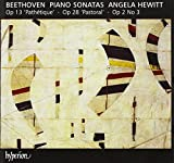 Beethoven: Piano Sonatas - Pathetique, Pastoral, No. 3 in C Major