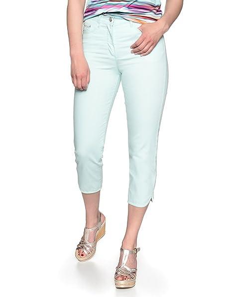 Bexleys by Adler Mode Damen 78 Hose mit Plättchen Jeans, Stoffhose, Bermuda, Cargohose auch in Kurzgrößen erhältlich