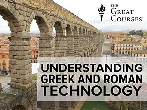 greek and roman technology Roman technology aimed for the bigfrom aqueducts to roads, the romans used concrete as their material and construction techniques like the arch to achieve aqueducts and buildings of.