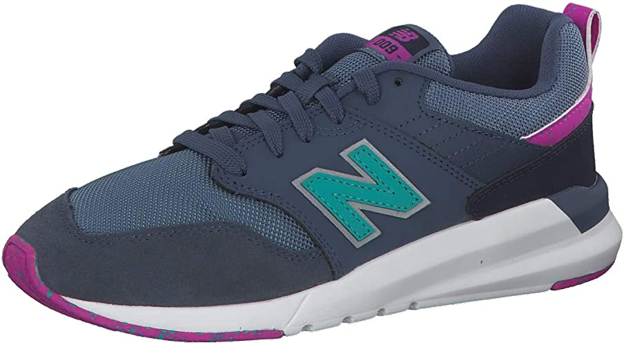 New Balance 009 Mujer, Zapatilla, Black: Amazon.es: Zapatos ...