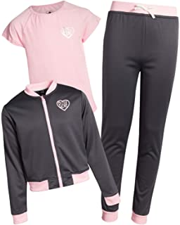 Star Ride Girls 2PC Hoodie and Jogger Sweatpant Set