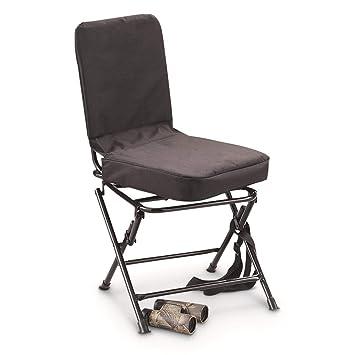 Guía Gear silla de caza (Negro: Amazon.es: Deportes y aire libre
