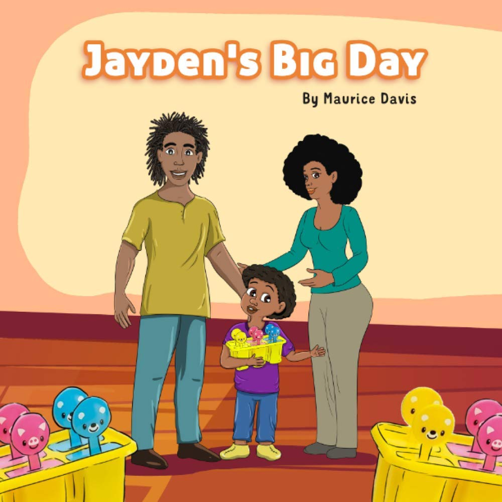 Jayden's Big Day: Davis, Maurice: 9798560695767: Amazon.com: Books