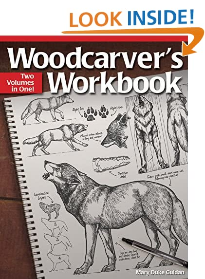 Complete Book of Woodcarving Everything You Need to Know to Master the Craft