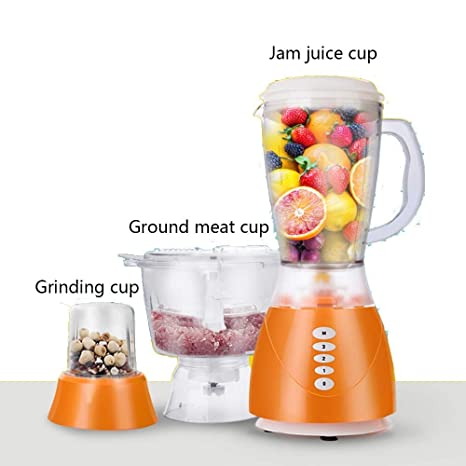 Amazon.com: JOLLY Smoothie Blender, sistema de cocina ...