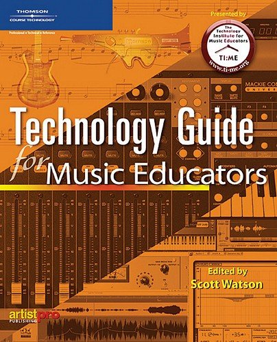 UPC 082039509815, Technology Guide for Music Educators