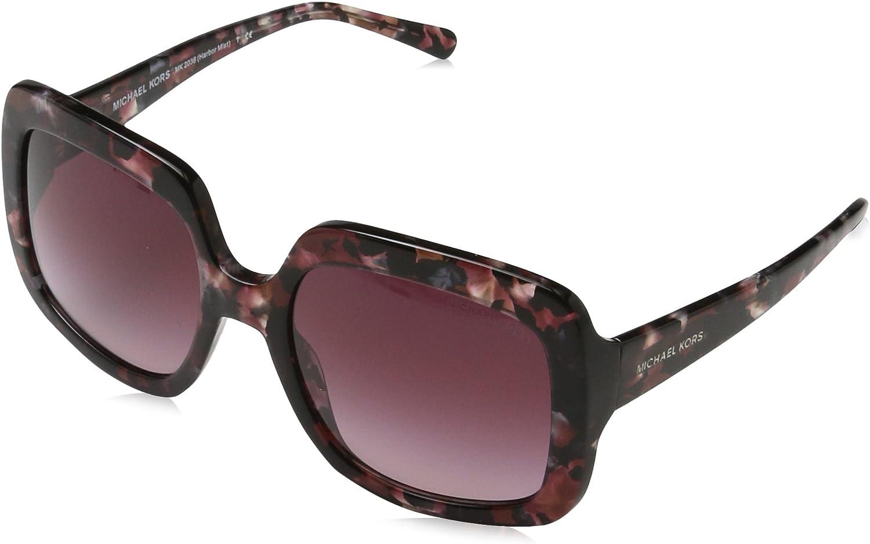 TALLA 55. Michael Kors Sonnenbrille HARBOR MIST (MK2036)