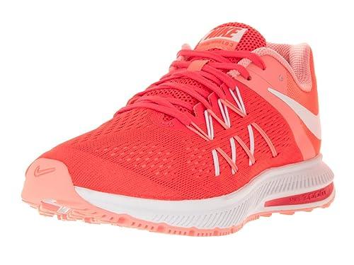 Nike 831562-601, Zapatillas de Trail Running para Mujer, Naranja (Bright Crimson
