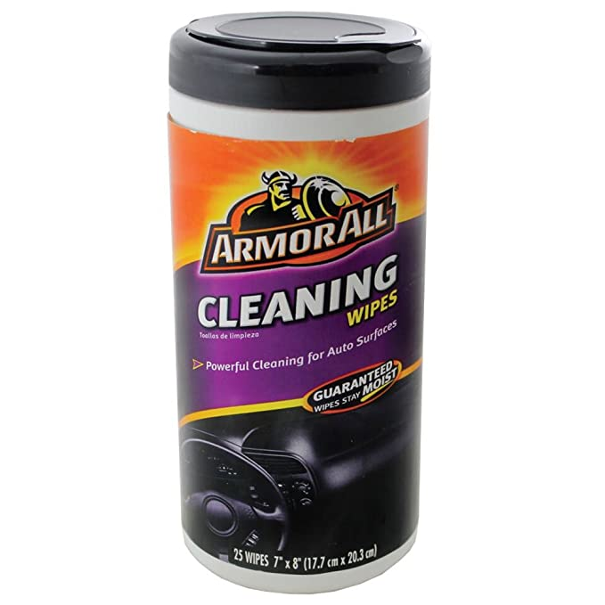 Authentic Armor All Auto Cleaning Wipes Diversion Can Safe - - Amazon.com