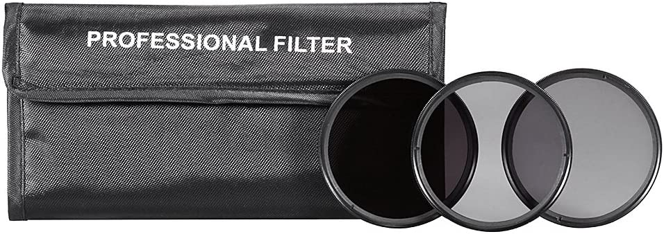 UV,CPL,FLD Filters+Macro Close-up Filters Neewer 67MM Complete Lens Filter Accessory Kit +ND2,ND4,ND8 Neutral Density Filters+Lens Hood+Lens Cap+Filter Carry Pouch +1,+2,+4,+10
