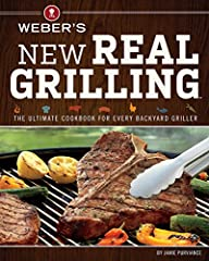 Grilling out is an essential part of the American culture, and Weber's name is synonymous with barbecue, bringing friends and families together to create moments that make lasting memories.Weber's New Real Grillingcelebrates the joy ...