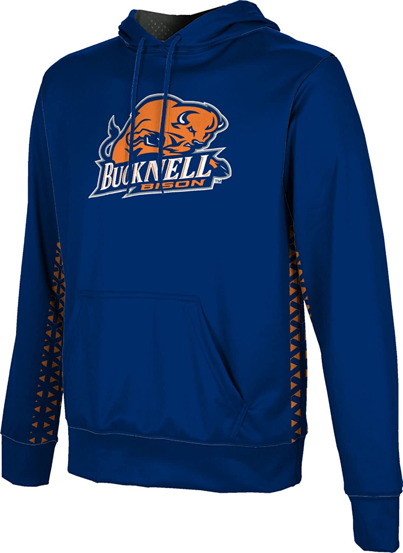 ProSphere Bucknell University Boys Hoodie Sweatshirt Geometric