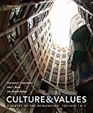 img - for Culture and Values: A Survey of the Humanities Volume I & II book / textbook / text book