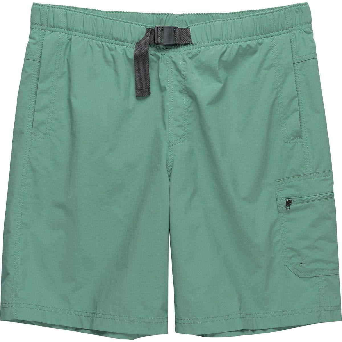 Columbia Men's Palmerston Peak Short, Waterproof, UV Sun Protection, Copper Ore, Small x 11'' Inseam by Columbia